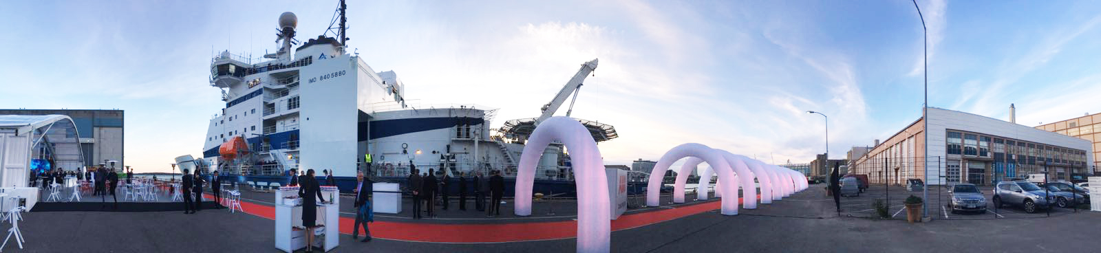 Event ABB Turbocharging – Helsinki